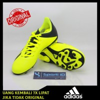 Sepatu Bola Anak Adidas X 18.4 FXG JR Solar Yellow DB2420 Original