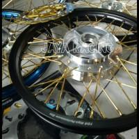 New Paketan Jari Jari Velg Tdr Komplit Untuk Motor Cb 150R Dan Cbr