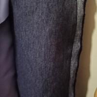 kain bahan denim meteran / kain kiloan denim / bahan baju, rok, gamis
