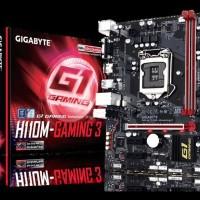 BEST PRODUCT GIGABYTE GA-H110M-GAMING 3 (SOCKET 1151)