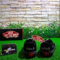 TERHANGAT Sepatu Vans Oldschool Golf Wang Man Premium Original - UDH4