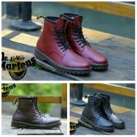 sepatu boots dokmar dokmart docmar docmart dr.martens high murah