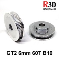 GT2 TIming Pulley 60 Teeth Bore 10mm Belt 6mm
