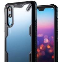 Original Rearth Ringke Fusion X Case For Huawei P20 Black