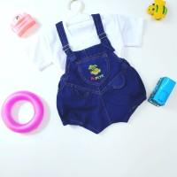 celana kodok levis bayi , setelan kodok jeans bayi , baju kodok anak