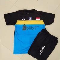 stelan baju celana-baju badminton-stelan tenis meja-stelan tenis-BLI2