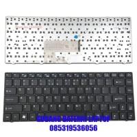 Keyboard Laptop MSI FX400 FX420 FX600 FX620