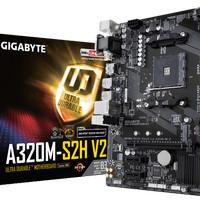 Motherboard Gigabyte GA-A320M-S2H V2 Chipset B350