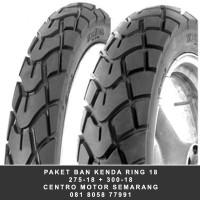 Paket Ban KENDA Ring 18-275+300