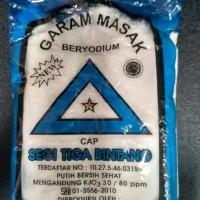 Garam Masak beryodium cap Segitiga Bintang 150gr harga murah
