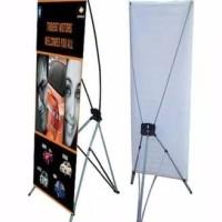 Rangka Y Banner 60 x 160 Display promosi iklan