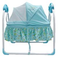 tempat tidur bayi/ayunan otomatis BabyElle Cradling Swing