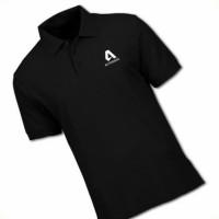polo shirt baju kaos kerah Autodesk