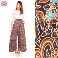 celana panjang kienne kulot batik wanita