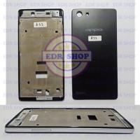 Casing Oppo Neo 7 A33 A33w Fullset Hitam Housing Kesing Tatakan Lcd H