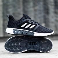 Sepatu Adidas ORIGINAL Climacool Black White