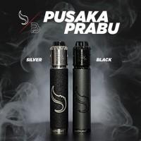 Pusaka Prabu Kit Regulated Mod Not VGOD Tesla Invader WYE Battlestar