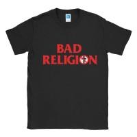 Baju Kaos Band Bad Religion Type