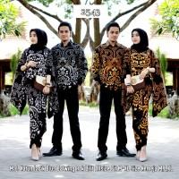 Batik Couple / Batik Sarimbit Batwing Set 2543
