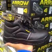 Safety shoes arrow krisbow 6 inch