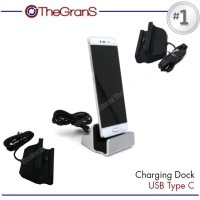 Charging Dock USB Type C Charger Stand Holder HP Smartphone Universal