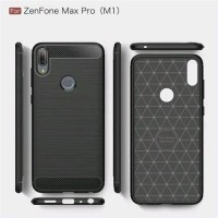 Case Asus Zenfone MAX Pro M1 ZB601KL Case Ipaky Carbon Soft Series