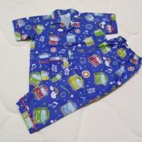 Piyama Baju Tidur Anak Tayo