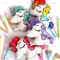 Boneka Scuba Plushies Unicorn