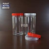 TOPLES PLASTIK PET 1000 ML / JAR PREMIUM SERBAGUNA