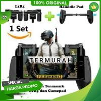 Barang Ready PUBG L1R1 v3 Paket Gamepad Telor Handgrip L1 R1 Telur