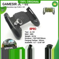 Barang Ready GAMESIR JL02 NEW Gamepad Handgrip PUBG Game Holder