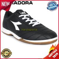 Sepatu Futsal Pria Diadora 6Play ID DIA173266641 Black ORIGINAL