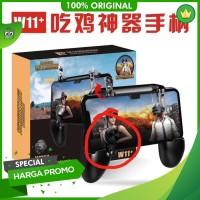 Barang Ready GAMEPAD PUBG W11  Plus Analog Joystick L1R1 L1 R1