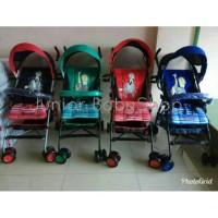 Stroller bayi pk 106 pliko winner buggy dorongan bayi murah bisa