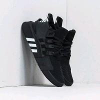 Sepatu Adidas EQT Bask ADV Black White Original Premium