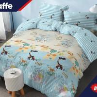 Bedcover Kintakun D'eluxe Ukuran 160x200 dan 180x200