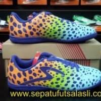 Sepatu Futsal Specs El Cheeta Cozy Blue 400420