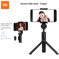Xiaomi Selfie Stick / Tongsis Bluetooth Shutter Tripod Holder