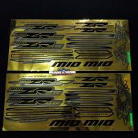 Striping mio ZR 2006 thailand