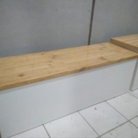 bangku penyimpanan / bench storage jatibelanda custom