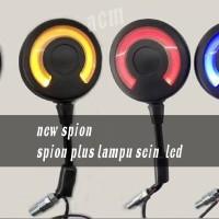 Spion led model scoopy new buat semua motor honda yamaha