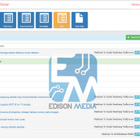 DVD Aplikasi Ujian Online SD SMP SMA Berbasis Web V1