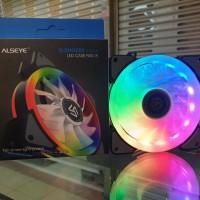 Alseye Fan Casing 12Cm D-Ringer Auto Rainbow