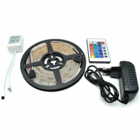 Lampu led strip RGB waterproof siap pakai