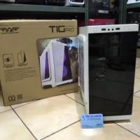 best brand armageddon t1g putih (casing komputer)
