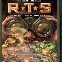 DVD Game PS2 Army Men Real Time Strategy RTS