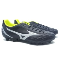 Sepatu Bola Mizuno Monarcida Neo Select FG - Black/Silver
