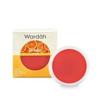 orange lip balm wardah promo