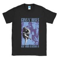Baju Kaos Band Gun N Roses Use Your Illusion II