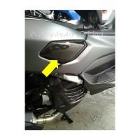 Cover Samping Kiri Kanan Body Yamaha Nmax Bahan CARBON Kevlar asli